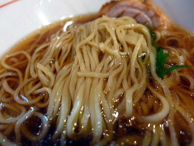 らぁ麺や 百代@01醤油らーめん 3