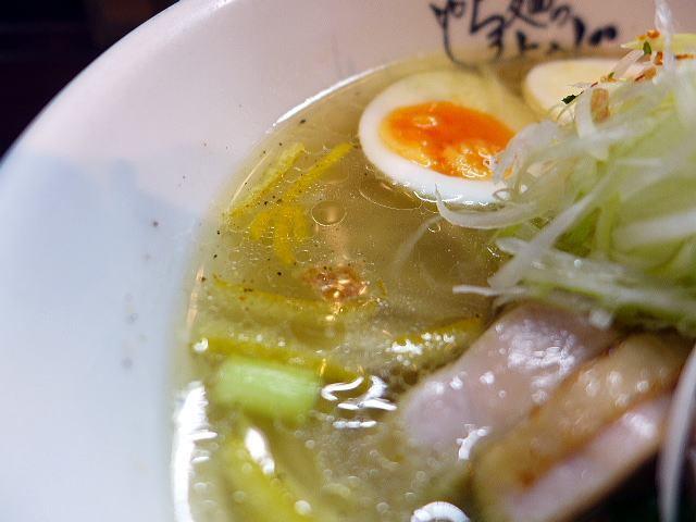 麺のようじ@03鶏塩らーめん 2