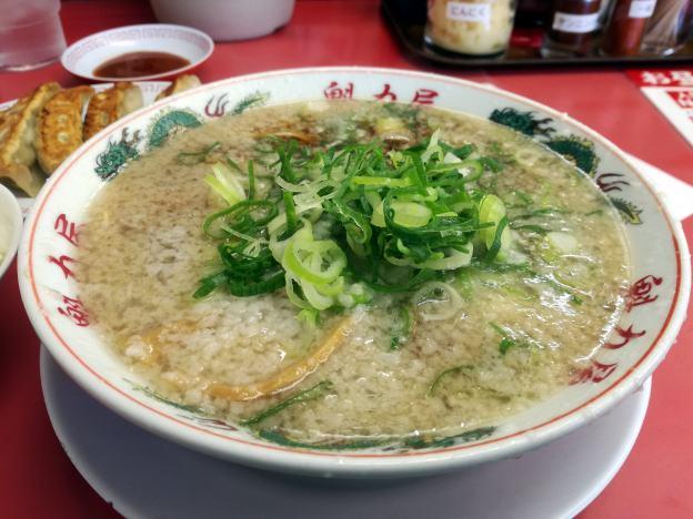 魁力屋 八尾店@01餃子定食 1
