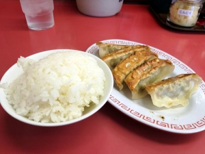 魁力屋 八尾店@01餃子定食 4