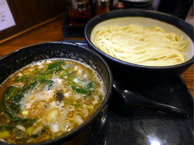 麺乃家@04しょうゆつけ麺(濃い味) 1