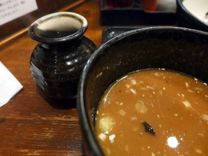麺乃家@04しょうゆつけ麺(濃い味) 4