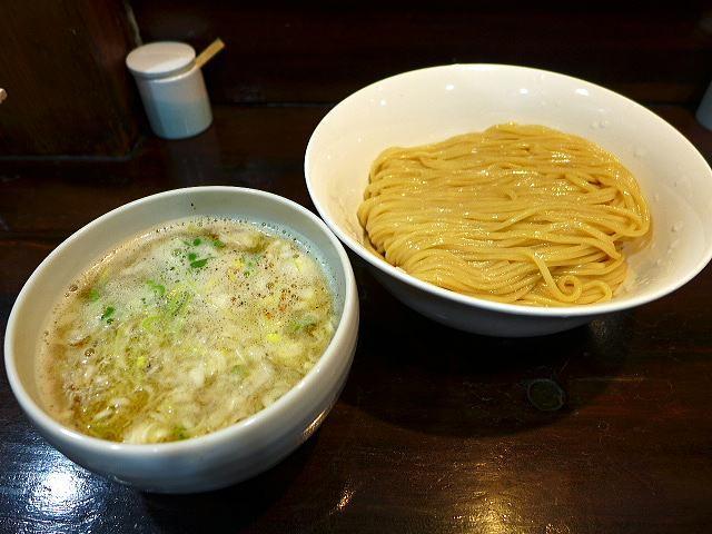桐麺 本店@08塩つけめん 1
