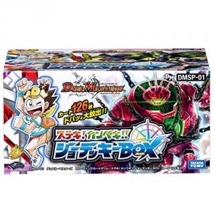 DMSP-01 ステキ!カンペキ!!ジョーデッキー BOX