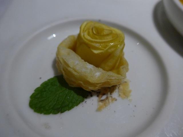 薔薇のデザートIMG_1710