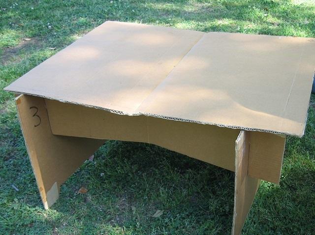 ダンボールテーブル021