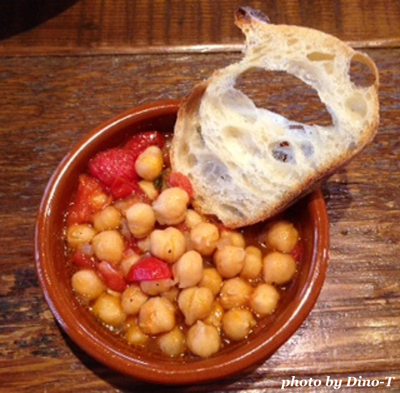 ひよこ豆のトマト煮込み1