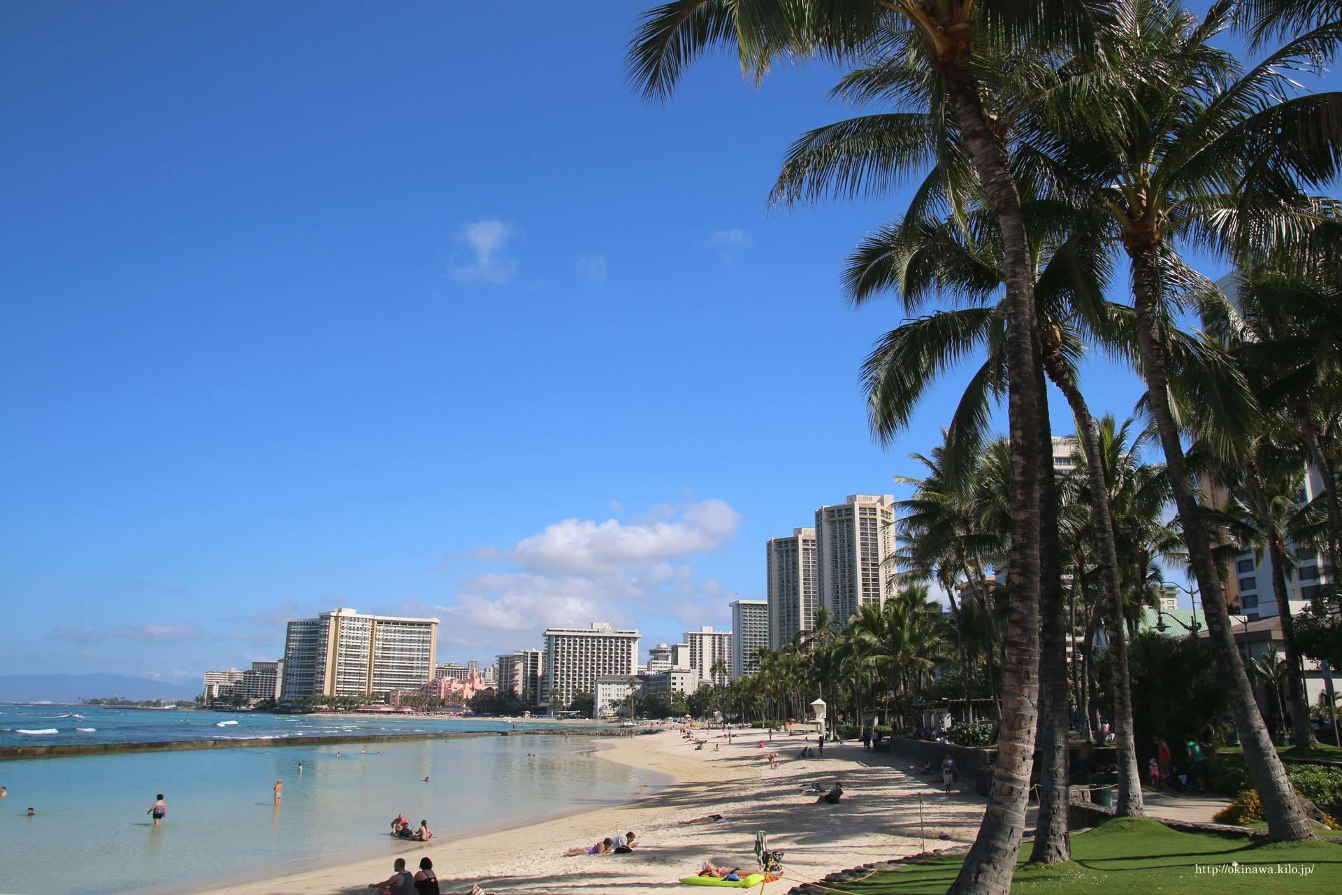 ハワイ2017年5月5日