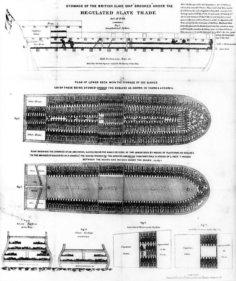 奴隷船2017年5月9日