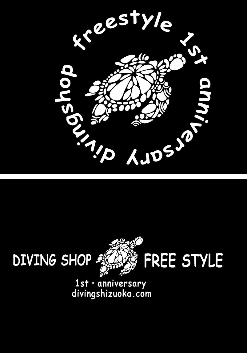 1周年Tシャツ【3】