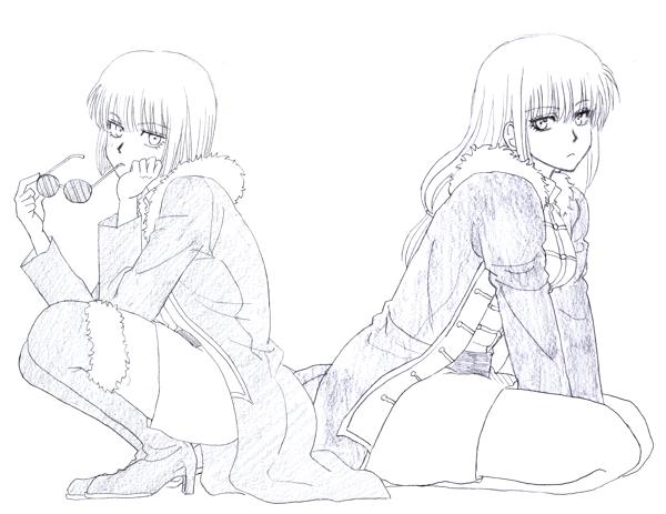 金剛石姫 陸奥 銀魂