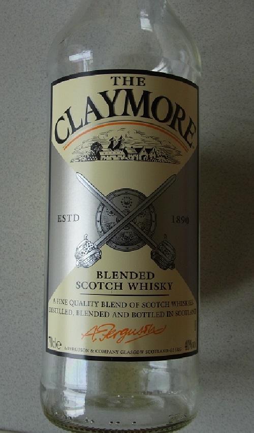 005 スコッチ クレイモア