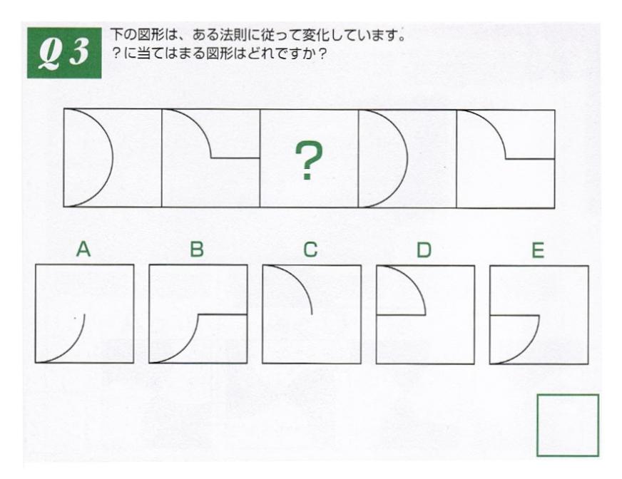 問題7 (2)