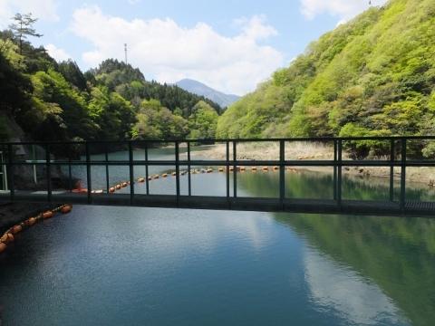 奥相模湖(道志調整池)