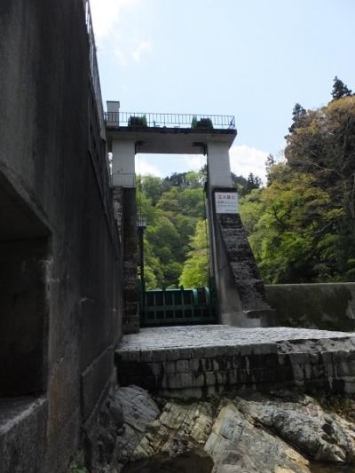 秋山川・牧野取水堰