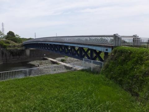新三段の滝橋
