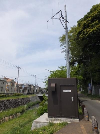 道保川・松原橋水位観測局