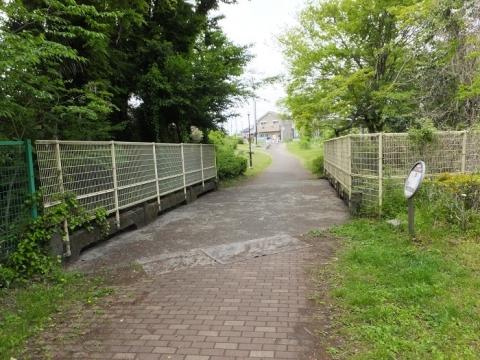 道保川・横浜水道みち堂山橋
