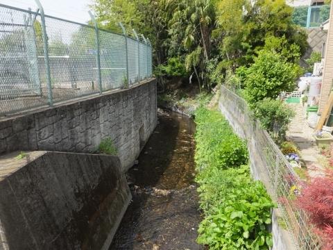 道保川・下溝袋沢雨水調整池