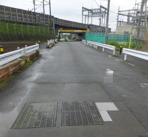 昭和用水・田村支線取水施設