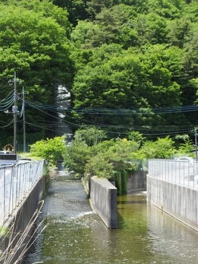 東京電力放水路・嘯放水路