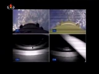 20170705 반제반미대결전에서 이룩한 주체조선의 위대한 승리 대륙간탄도로케트 《화성-14》형시험발사 성공경애하는 최고령도 1mp4_000565817