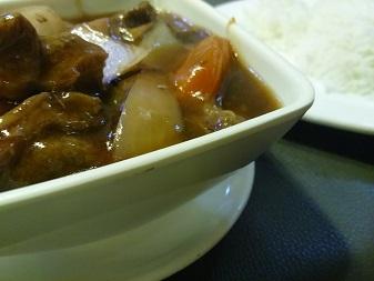 DSC_0054 (3)紅酒炆牛腩飯