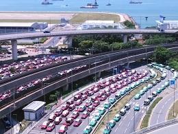 DSC_0049香港国際空港タクシー2017年6月11日