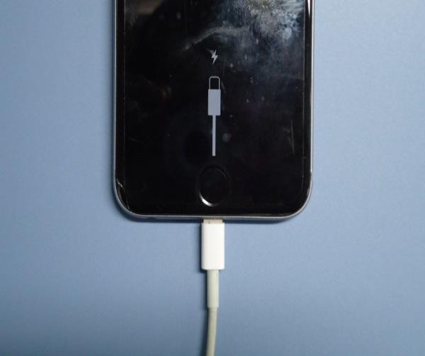 iPhone6ライトニング