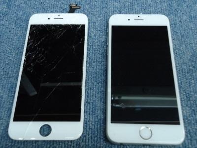 iPhone6画面割れpart5-1