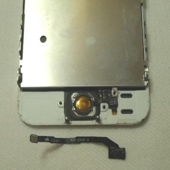 iPhone5sホームボタン1
