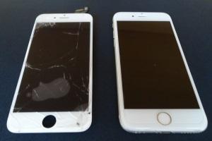 iPhone6画面割れpart7-1