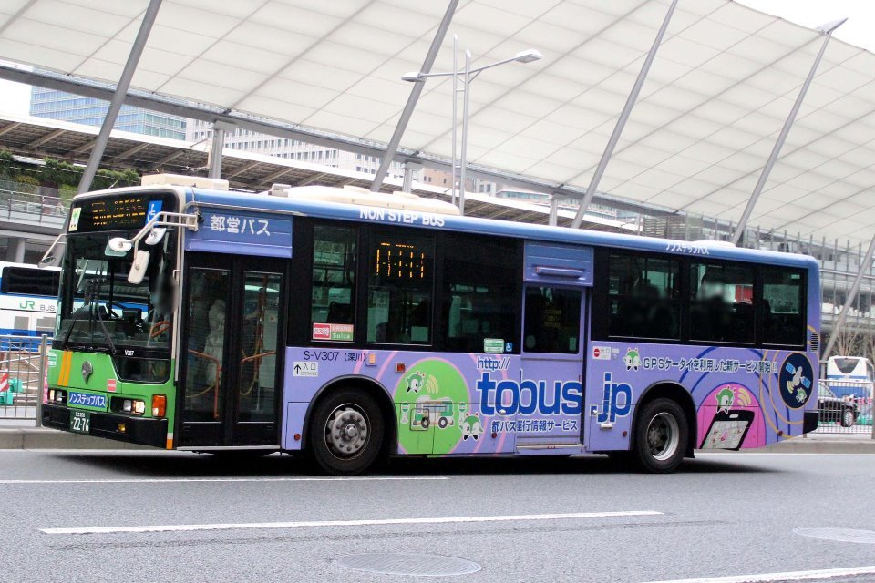 東京都交通局 S-V307
