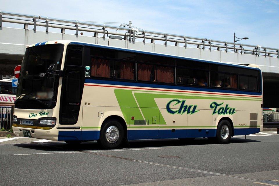 チュウタクバス か136