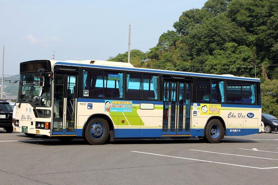 中国バス F0747