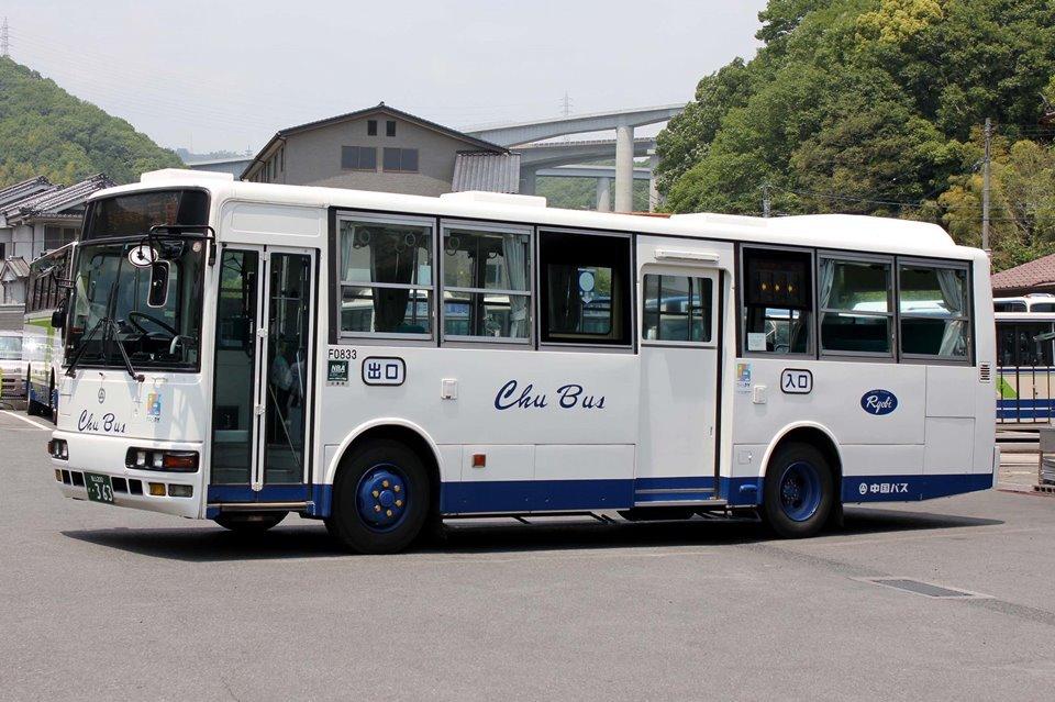 中国バス F0833
