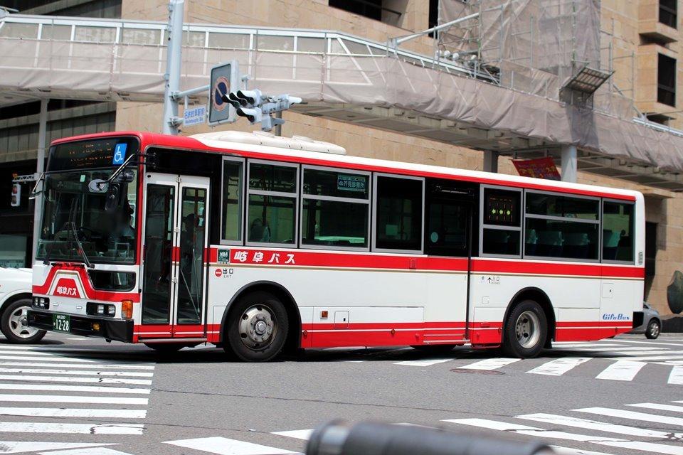 岐阜バス か1228