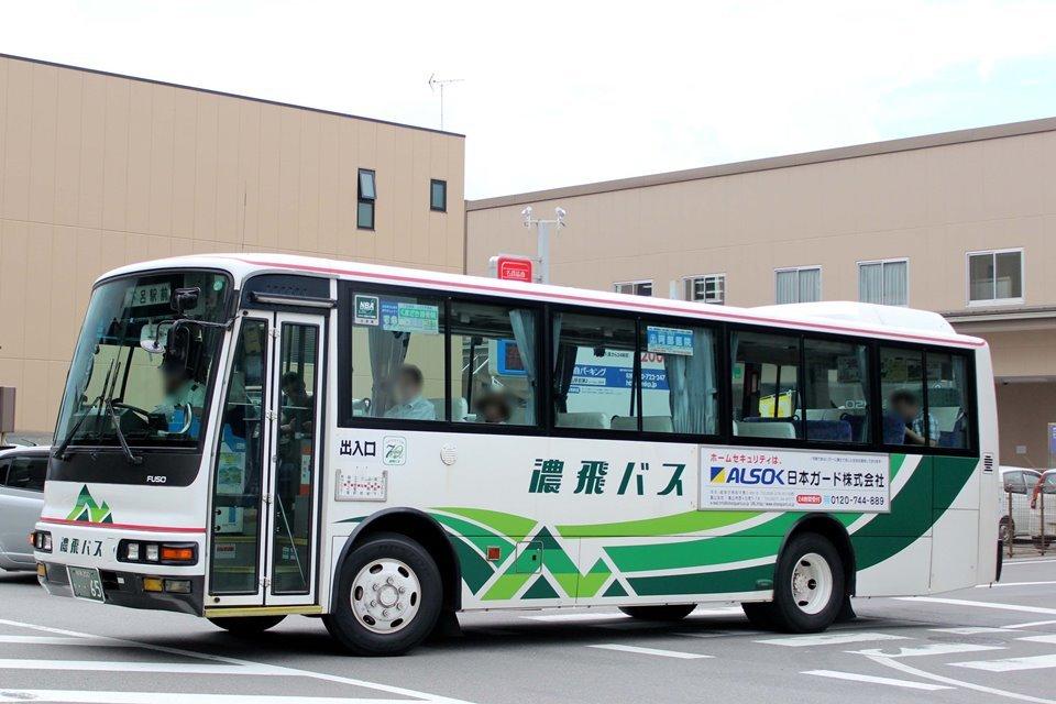 濃飛バス か65