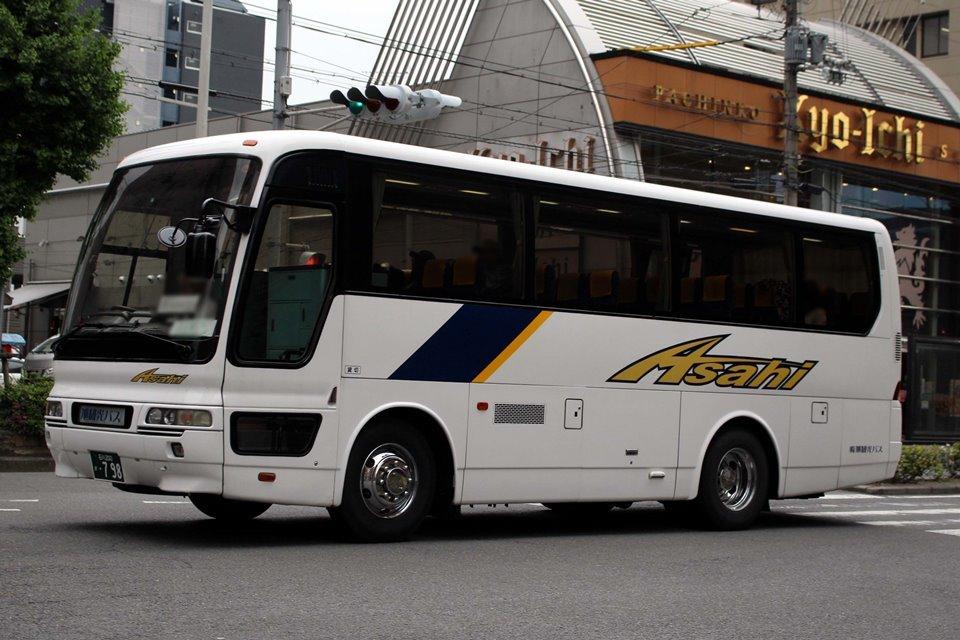旭観光バス か798
