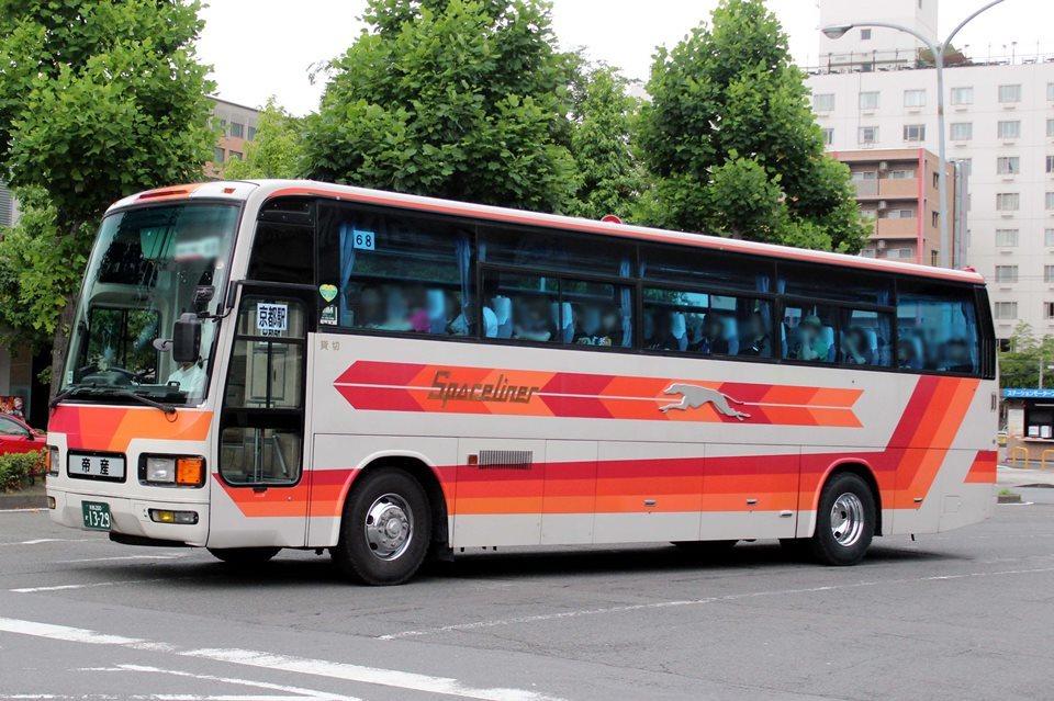 帝産観光バス か1329