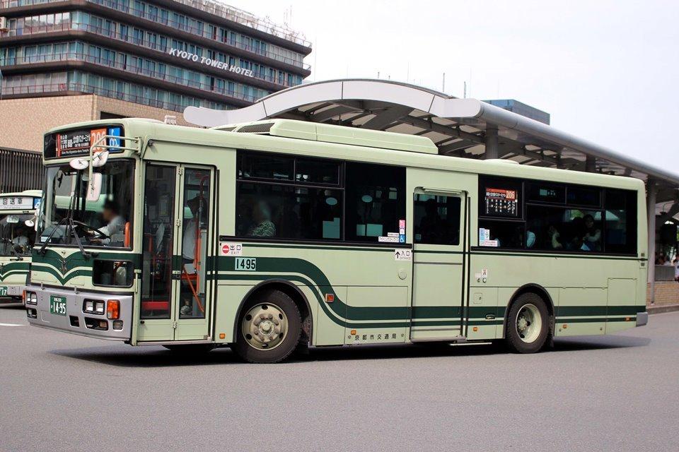 京都市交通局 か1495