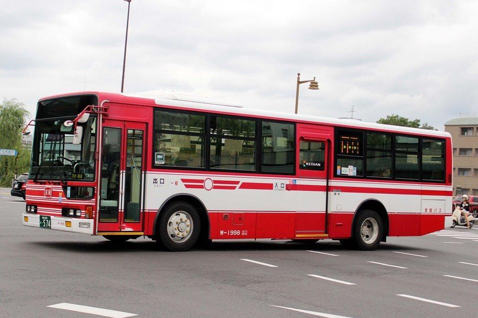 京阪バス W-1998