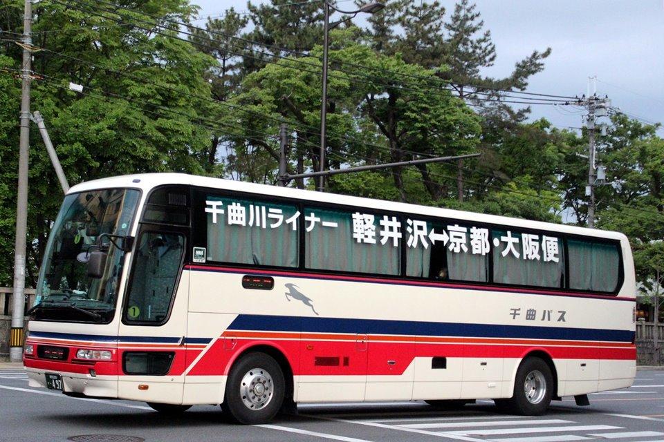 千曲バス か497