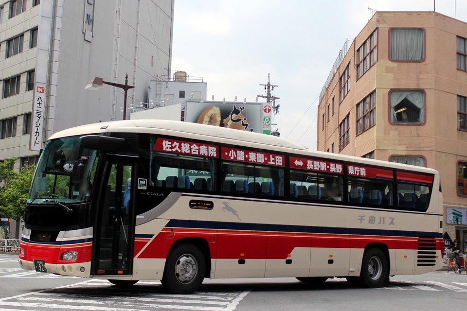 千曲バス か927