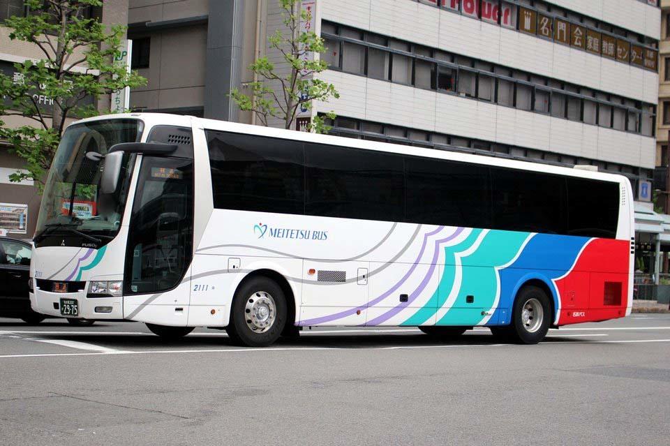 名鉄バス 2111