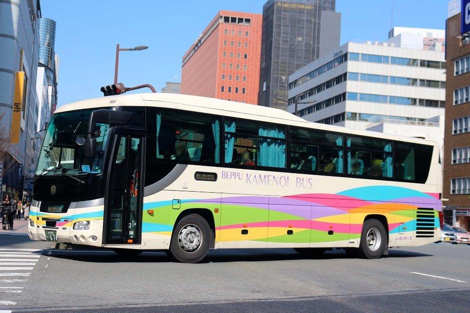 亀の井バス か674