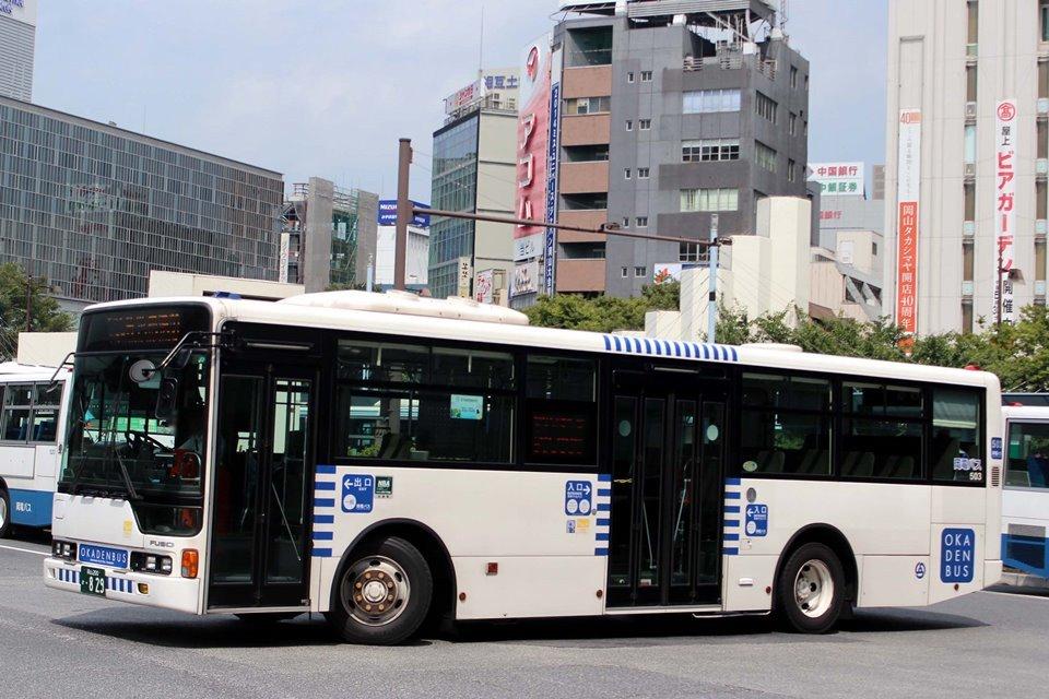 岡山電気軌道 503