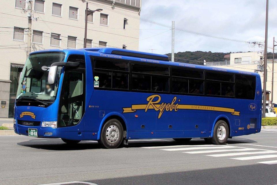 両備バス 1410
