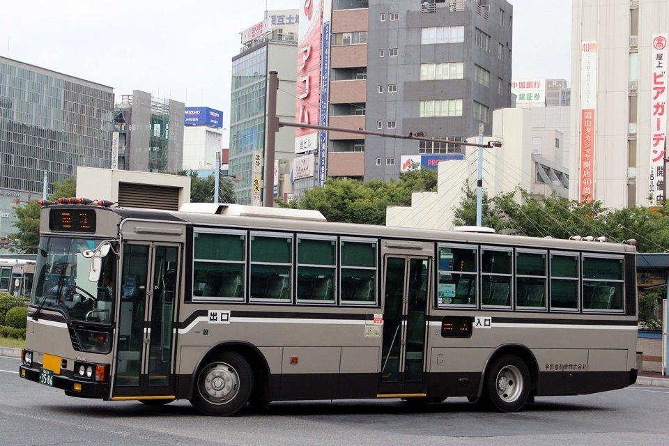 宇野自動車 か3586