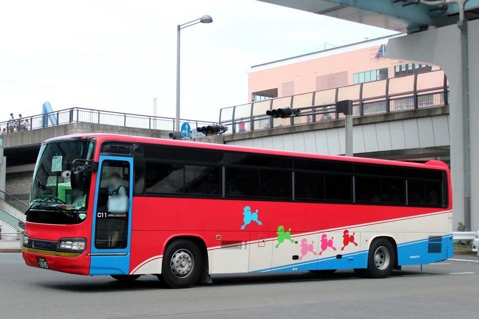 東栄観光バス か1005
